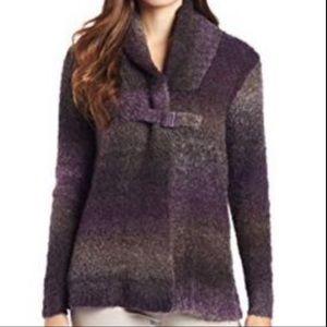 Woolrich Boulce West Wind Cardigan Sweater